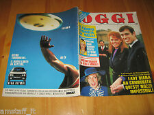 OGGI 1986/14=SARAH FERGUSON=LINDA EVANS=ELISABETTA GARDINI=FOIANO DELLA CHIANA=