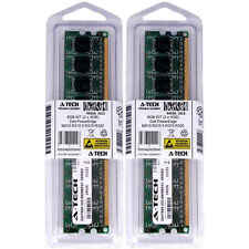 8GB KIT 2 x 4GB Dell PowerEdge M610 R210 II R310 R320 PC3-8500 Ram Memory