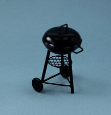 AWESOME Dollhouse Miniature Outdoor Charcoal Grill #G8627