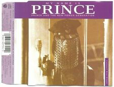 PRINCE My Name Is Prince (german import)1992 4trk CD Single (REST IN PEACE)