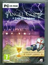 Angel Code: A Linda Hyde Mystery PC Game CD-Rom New & Sealed, STOCKING STUFFERS