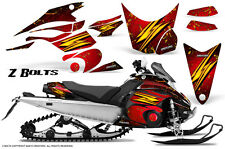 Yamaha FX Nytro 08-14 Graphics Kit CreatorX Snowmobile Sled Decals Wrap ZBR