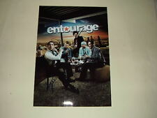 "ENTOURAGE CAST X3 PP SIGNED 12""X8"" POSTER KEVIN DILLON"