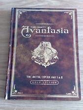 TOBIAS SAMMET'S AVANTASIA PART I & II - GOLD EDITION DIGIBOOK