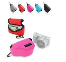 Soft Neoprene Camera case for Sony A5100/A5000/NEX5T/NEX5R/NEX3N 16-50mm lens