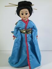 MADAME ALEXANDER DOLL 10 INCHES CISSETTE MADAME BUTTERFLY ASIAN JAPANESE