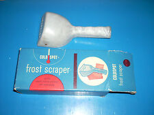 Coldspot FROST SCRAPER No. 104 Sears in original box old plastic MELMAC