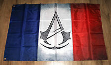 Assassins Creed Unity Gamescom Promo Flag 102x72cm very Rare