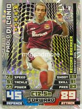 Match Attax 2014/15 Premier League - #449 Paolo Di Canio - Record Breaker