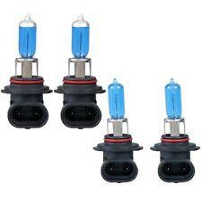 4 9005 HB4 9006 HB3 6000K Xenon Halogen Scheinwerfer Lampen Birnen 100W DC12V DE