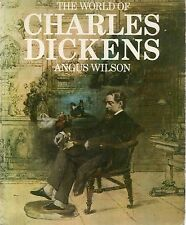 The World Of Charles Dickens by Angus Wilson (paperback 1972)
