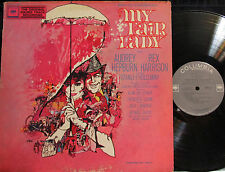 My Fair Lady (Soundtrack) (Columbia) (Audrey Hepburn, Rex Harrison) (Mono)