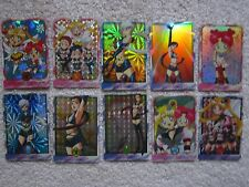 Sailor Moon Prism Trading Cards