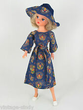 Sindy HIGH SOCIETY 1978 COMPLETE Outfit | No Doll | Vintage Pedigree Sindy