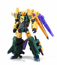 Maketoys Transformers Ripper Shattered Glass Exclusive Blindfire from Quantron