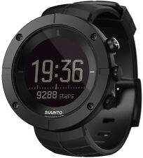 Suunto Kailash Carbon Adventure Travel Watch with GPS 7R Mobile Connection