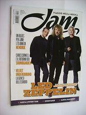 JAM MUSIC MAGAZINE #196 - LED ZEPPELIN - SOUNDGARDEN - JIMI HENDRIX - VELVET U.