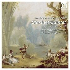 Mozart: Clarinet Quintet (CD, Oct-2013, Harmonia Mundi (Distributor))