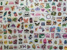 50 Boys And Girls Temporary Tattoos - Childrens Party Loot Bag Fillers