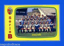CALCIATORI PANINI 1985-86 - Figurina-Sticker n. 360 - ASCOLI SQUADRA -Rec