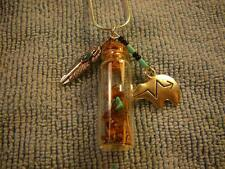Native American Indian - Blessed Mystical Protective Amulet Necklace