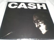 JOHNNY CASH AMERICAN IV THE MAN COMES AROUND  2- LP VINYL