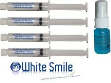 TEETH WHITENING REFILL-40CC NON-PEROXIDE GEL+20CC STAIN REMOVAL-MADE IN USA-