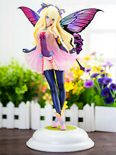 Tony's Heroine Collection Fairy Garden Annabel Sexy Girls Figure Statue 3D Model