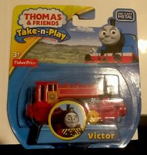 Thomas and Friends Take n Play VICTOR Portable NEW