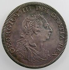 GREAT BRITAIN. 1804 Trade Dollar, George III. Original XF KM# Tn1