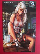 WIDOW'S WEB #2F (NM) DEBALFO NEI Jesse James LTD 250 SEXY HAPPY HOUR HTF! Grimm