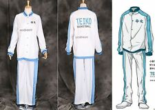 TA-12 Kuroko's Basketball Teiko Schuluniform Jacke Hose Trainings-Anzug Cosplay