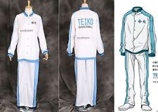 TA-12 Kuroko's Basketball Teiko School uniform Jacket Trousers training suit