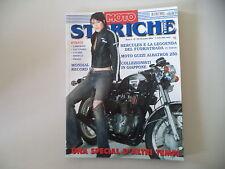 MOTO STORICHE E D'EPOCA 12/2004 PARILLA 175/MONDIAL RECORD 50/GUZZI ALBATROS 250