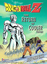 Dragon Ball Z: The Movie - The Return of Cooler (DVD, 2002, Uncut)