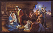 AUSTRALIA 2013 CHRISTMAS MINIATURE SHEET FINE USED
