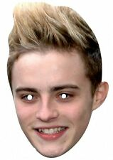 Jedward - John Grimes Celebrity Face Mask - Fancy Dress Parties etc - New