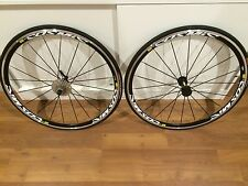 Mavic Cosmic Elite 10 speed Wheelset With Tyres And Cassette