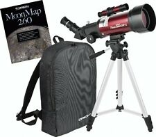 Orion 10034  70mm Refractor Travel Telescope Moon Kit