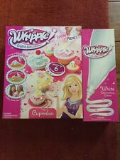 NIB Whipple Cupcake Set w/add'l Whipple Creme Included