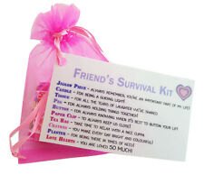 Special Friend Gift- Little Bag of Friendship - Survival Kit thanks ~ Birthday