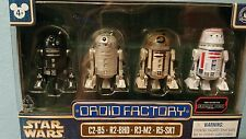 Disney Star Wars Rogue One Four Pack of Astromech Droids, Droid Factory, R5-SK1