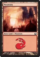 FOIL Montagna 267 - Mountain 267 MTG MAGIC RtR Return to Ravnica Ita