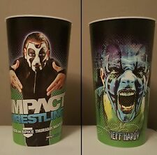 3 Jeff Hardy NEW Souvenir Collectors Cup TNA WWE NXT Impact Wrestling ROH Cups