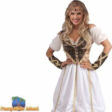 GOTH RENAISSANCE MEDIEVAL BLACK DIAMOND CROWN ladies womens fancy dress costume