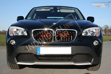 BMW X1 E84 - Air Scoops Rot -