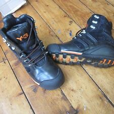 Adidas Yohji Yamamoto Y-3 Women's Boots Trainers Winter Black Rare UK size 6