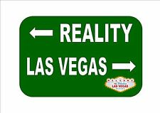 Las Vegas Fun Road Sign Novelty Las Vegas Reproduction Street Sign Vegas Sign