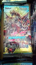 Future Card BuddyFight BFE H EB01 Extra Booster 1: Miracle Impack! Sealed Packs