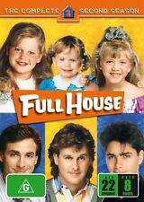 ●● FULL HOUSE The Complete Second Season 2 ●● (DVD 4-disc Set, 2005) John Stamos